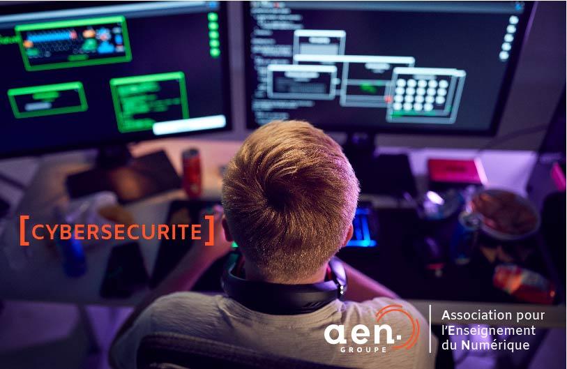 Le Groupe AEN en partenariat avec IN.CRT lance une formation de Bac à Bac+5 Cybersécurité !